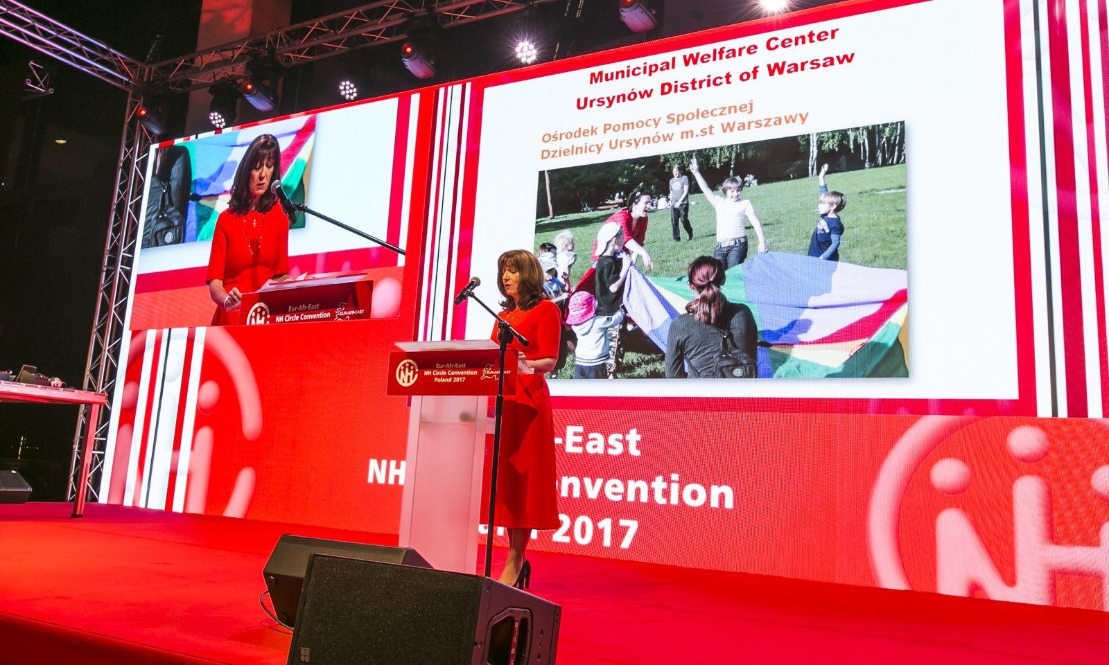 EUR-AFR-EST New Honda Circle Convention Warsaw 2017 | oneAVteam